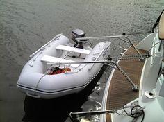 SMART-LIFT Båtlyftar för skoter och gummibåt