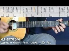 """Guitar Cover / Tab """"Knockin' On Heaven's Door"""" by MLR-Guitar - YouTube"""