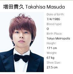 Takahisa Masuda - NEWS
