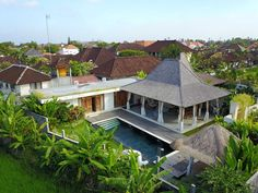 Victoria Villas in Batu Belig - Moalii Victoria Villa, Villas, Perfect Place, Gazebo, Outdoor Structures, Cabin, House Styles, Places, Home Decor