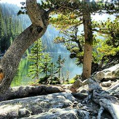 Dream Lake, Estes Park, Colorado (Rocky Mountain National Park) ah! So incredible!!