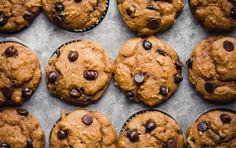Chocolate-Chip Sweet Potato Muffins