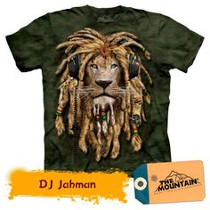 Lion Shirt Rasta Smokin' Jahman T-shirt Tie Dye Green Adult Tee Wildlife Shirts Animal T-Shirts Tee Lion Shirt Rasta Smokin' Jahman T-shirt Tie Dye Tumblr Tee, Hoodie Allen, Smoking, Rasta Lion, Lion Shirt, Polo Shirt, Big Face, 3d T Shirts, Party Shirts