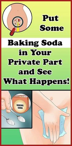 Put Some Baking Soda in Your Private Part and See What Happens! Healthy Beauty, Healthy Tips, Healthy Skin, Health And Beauty, Healthy Recipes, Healthy Women, Healthy Foods, Wellness Tips, Health And Wellness