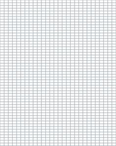 Crochet Round Graph Paper   Only New Crochet Patterns