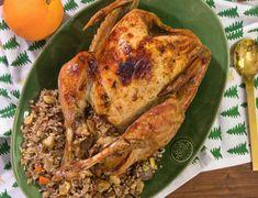 ΟΙ 5 ΠΙΟ ΓΙΟΡΤΙΝΕΣ ΣΥΝΤΑΓΕΣ ΓΙΑ ΤΟ ΧΡΙΣΤΟΥΓΕΝΝΙΑΤΙΚΟ ΤΡΑΠΕΖΙ - paxxi Orzo, Shrimp, Turkey, Meat, Chicken, Dinner, Recipes, Food, Dining