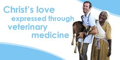CVM's mission is to challenge, empower and facilitate veterinary professionals to serve others by living out their Christian faith.