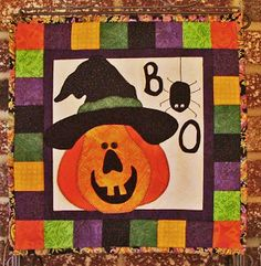 Quilt Crossing: Just in time for Halloween