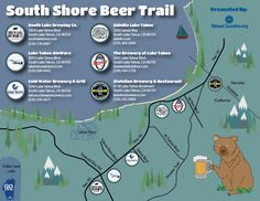 After spending the day out in the Tahoe South playground, the best way to relax and unwind is with a frosty pint of local craft beer. The art of craft beer has taken the nation by storm within the last few years, and Lake Tahoe has joined the ranks. In recent years, new breweries have …