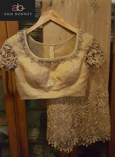 Custom made available at Royal Threads Boutique. WhatsApp: +919646916105