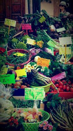Mercado en Roma