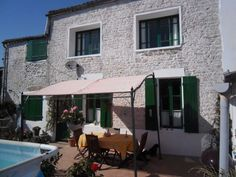 4 Bedroom House for sale For Sale in Charente-Maritime, FRANCE - Property Ref: 700201 - Image 1