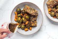 Deliciously Ella's Vegan Nut Loaf Recipe - mindbodygreen