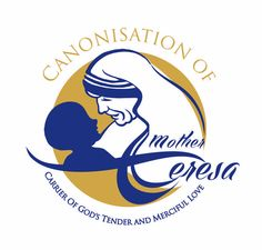 Official logo of Mother Teresa's canonization created in Mumbai