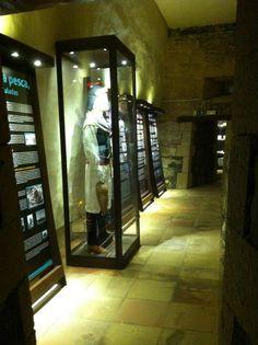 Mobiliario Museo de Historia del Castillo San Gabriel, Lanzarote.