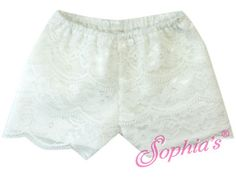 Trendy Dolls - Lace Shorts fit 18 inch American Girl Dolls., $10.99 (http://www.mytrendydoll.com/lace-shorts-fit-18-inch-american-girl-dolls/)