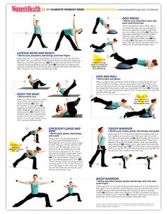 20-Minute Body-Shaping Yoga Workout