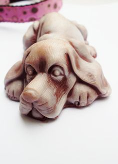 DOG SOAP For the Dog Lovers Introducing Dusty by thecharmingfrog, $5.50