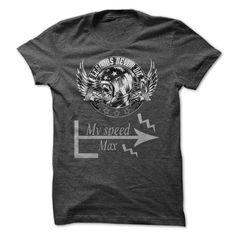 (Tshirt Choose) My Speed [Tshirt design] Hoodies, Tee Shirts