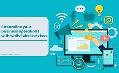 Manage your #business effortlessly and meet all client deadlines on time by making use of effective white-label services.   #whitelabel #ecommercebusiness #marketing #onlineselling #digitaladvertising #digitalmarketing #amazon #sales #work Business Operations, E Commerce Business, Selling Online, Digital Marketing, Label, Retail, Meet, Seasons, Amazon