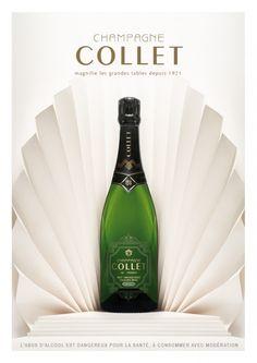 COLLET - Champagne Collet - Collection Privée 2006 - Millésime