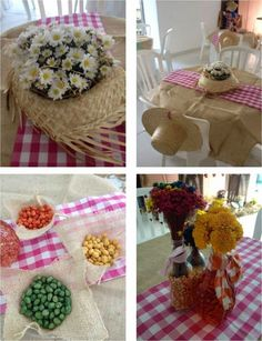 Farm Themed Party, Farm Party, Food Decoration, Table Decorations, Girl Birthday, Birthday Parties, Start The Party, Happy Party, Festa Party