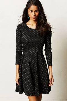 Lace-Framed Dress on shopstyle.com