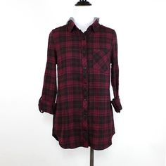 Essie Hooded Flannel