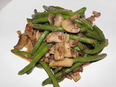 Green Beans, Low Carb, Vegetables, Recipes, Fitness, Diet, Recipies, Vegetable Recipes, Ripped Recipes