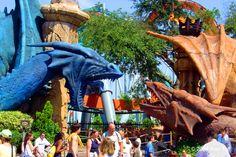 Incredible hulk roller coaster universal studios islands of dueling dragons roller coaster universal studios islands of adventure ccuart Choice Image