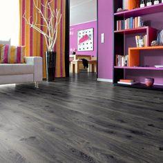 Discover wood laminate flooring wide plank only in interioropedia design Laminate Flooring Basement, Herringbone Laminate Flooring, Laminate Flooring Colors, Direct Wood Flooring, Flooring Cost, Engineered Hardwood Flooring, Flooring Types, Best Laminate, Wood Laminate