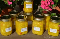 """In a Pickle"" – Mustard Pickle-Making, My Island Bistro Kitchen Style"