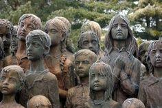 #lidice #monumentos #República checa