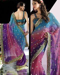 Runway Sari
