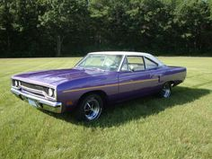 1970 Plymouth Roadrunner like my dads back in 1970, his had the 383 magnum