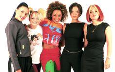 The Spice Girls' net worth: Their huge personal fortunes revealed Emma Bunton, Geri Halliwell, Spice Girls, Meghan Markle, Victoria Beckham, 1990s Nostalgia, Watch Tv Online, Vogue, Hollywood