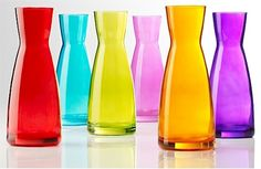 Inspiration - colour in glass