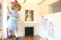 Story Telling, Tim Walker, exhibition at Somerset, now through 27 Jan 2013! Wish I had imminent London travel plans