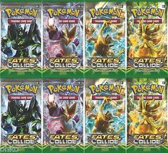 POKEMON XY FATES COLLIDE BOOSTER PACKS X 8 - BRAND NEW & SEALED for GBP18.95 #Collectables #Trading #Cards/ #POKEMON  Like the POKEMON XY FATES COLLIDE BOOSTER PACKS X 8 - BRAND NEW & SEALED? Get it at GBP18.95!