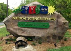 Natural Science Center in Greensboro, NC, offering an accredited science museum, a zoological park, an omnisphere theater with full-dome and 3-D shows, and an aquarium all at one exciting destination.