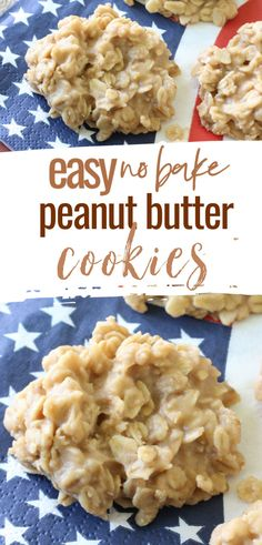 Cheap Recipes, Cheap Meals, Yummy Recipes, Cookie Recipes, Delicious Desserts, Dessert Recipes, Yummy Food, Peanut Butter No Bake, Peanut Butter Recipes