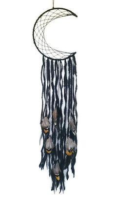 Moon Dreamcatcher by Kishayasdreamcatcher
