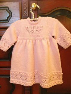 Krone kjole