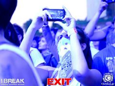 EXIT FESTIVAL - Greece Goes to exit Festival www.exitfest.gr Red Bull, Energy Drinks, Good Music, Greece, Concert, Photos, Greece Country, Pictures, Concerts