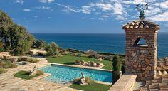 Tuscan-style Farmhouse, Santa Barbara $7,995,000