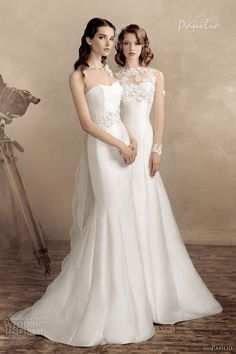 papilio wedding dresses 2013 vanessa katrin