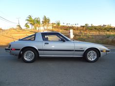 1984-1985 Mazda Rx7 GSL-SE. In the final 2 years of the original RX-7's body style Mazda unleashed the GSL-SE. With it's twin rotor rotary engine, the RX-7 was already known as a fast and smooth sports car that loved running at very high revs. in 1984 Mazda built a model that could finally beat the Nissan 300ZX. The GSL-SE had a larger and more powerful rotary engine with an amazing posi-traction rear end and a precisely tuned suspension. Nothing said fun in the mid 80's like the RX7 GSL-SE.