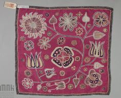 batik, Warsztaty Krakowskie, 1915  #batik #fabrics #warsztatykrakowskie #poland