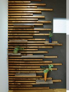 Home Room Design, Home Interior Design, Interior Decorating, Interior Plants, Cheap Home Decor, Diy Home Decor, Wall Decor Design, Feature Wall Design, House Rooms