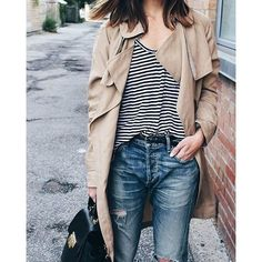 A more relaxed approach to the classic trench